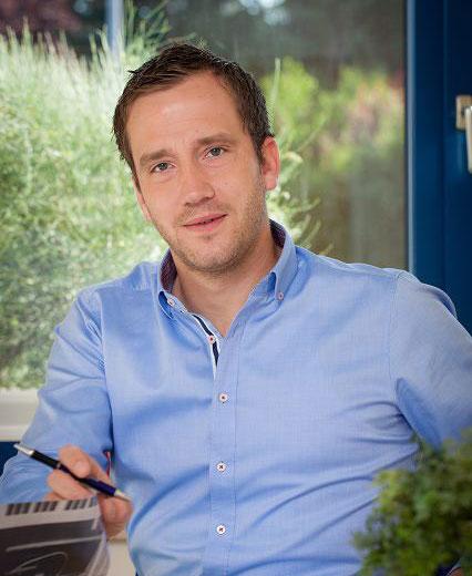 Geschäftsführer Nils Schöttler
